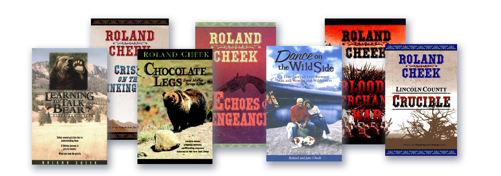 Books by Roland